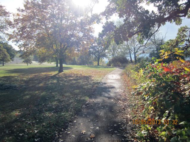 October walk, 2013